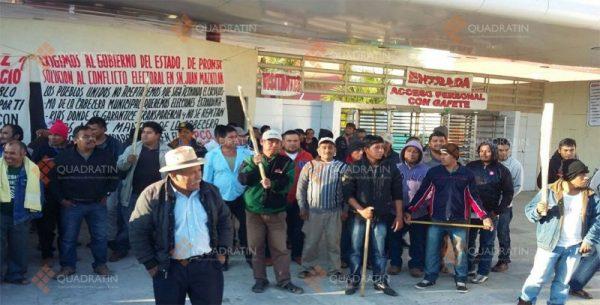 Pide San Juan Mazatlán condiciones para elección extraordinaria