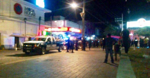 Siete policías heridos, saldo de la trifulca en Juchitán