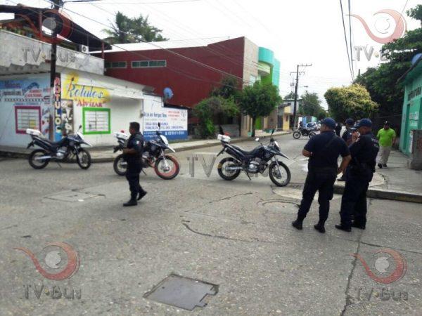 Balacera en Tuxtepec, reportan heridos