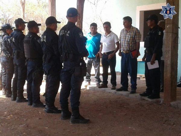 Inauguran nuevo módulo de seguridad en Mazunte: SSPO