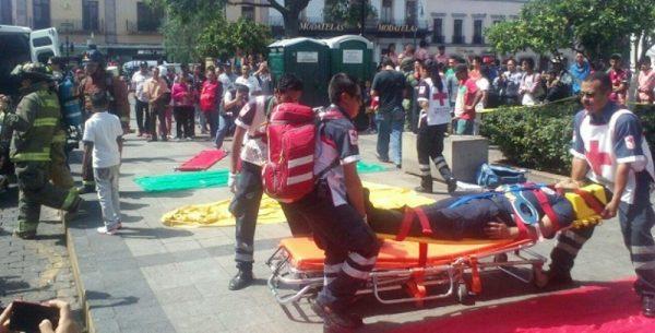 Necesario que cuerpos de rescate se equipen y capaciten: Bomberos