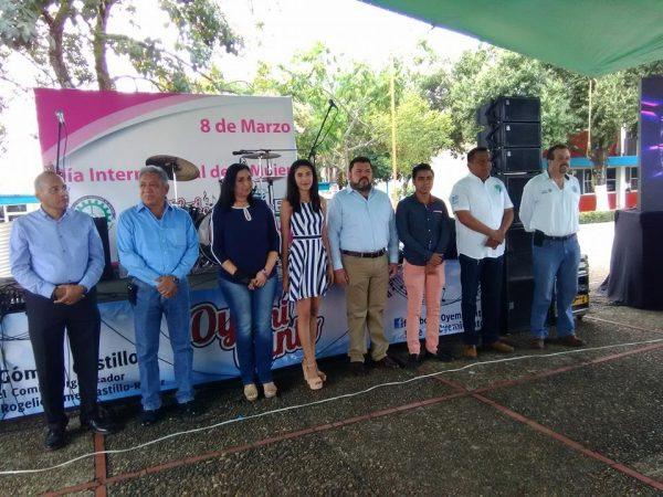 Rogelio Gómez Castillo e ITTUX, conmemoran día internacional de la mujer