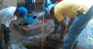 Mantenimiento de pozos, provocó que el agua de la red se ensuciara: Agua Potable y Alcantarillados