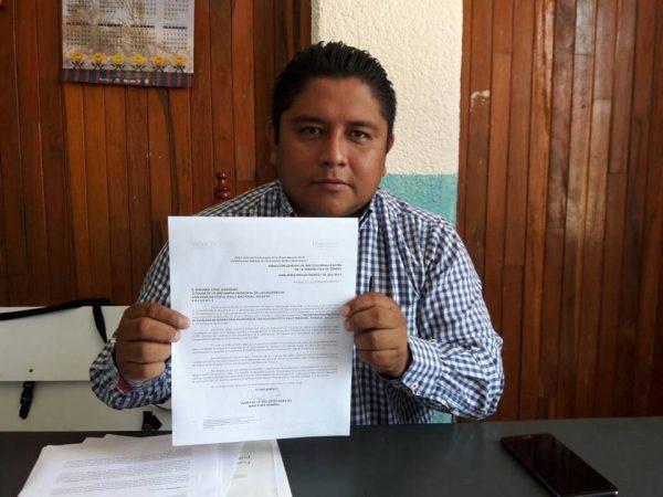 Logra Regiduría de Asuntos Indígenas proyectos para la atención de la mujer Vallense