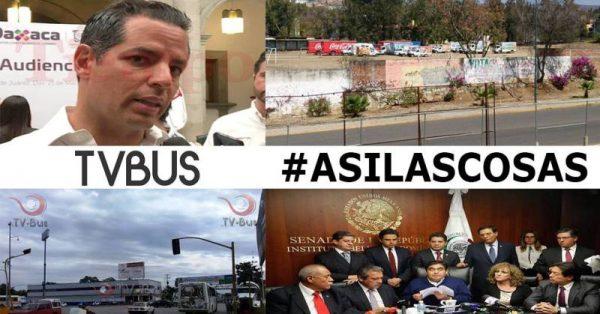 #ASILASCOSAS Desbandada del PRD a MORENA/ Siguen bloqueos en gobierno de Murat/ Se vislumbra reordenamiento vial, sera?
