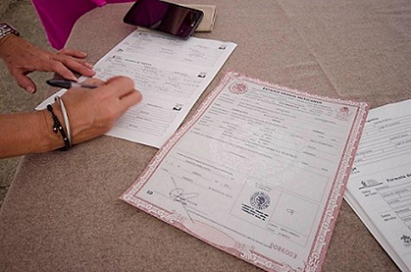 Denuncian robo de folios de actas de nacimiento en Oaxaca - TVBUS.TV