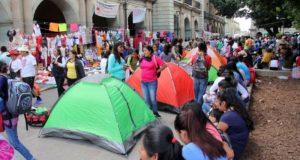Aplica SEP descuento a faltistas de S-22 de Oaxaca