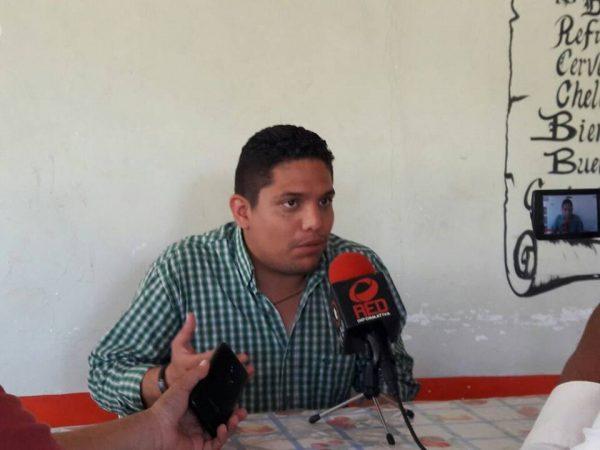 Mi administración se ha manejado con transparencia y finanzas sanas: Edil de Jalapa