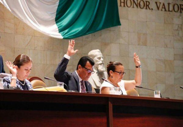 Respalda Congreso del Estado solución de conflictos post-electorales por vía institucional; Diputado Samuel Gurrión