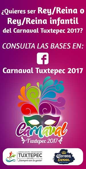 Carnaval Tuxtepec 2017