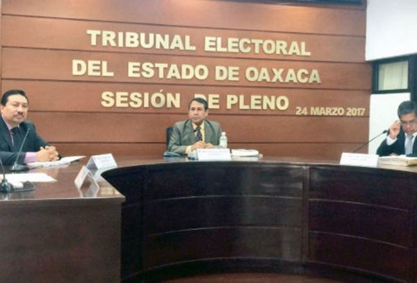 TEEO confirma violencia de género contra presidenta en Oaxaca