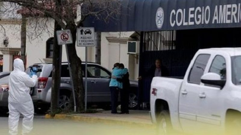 Declaran muerte cerebral de la maestra baleada en colegio de Monterrey