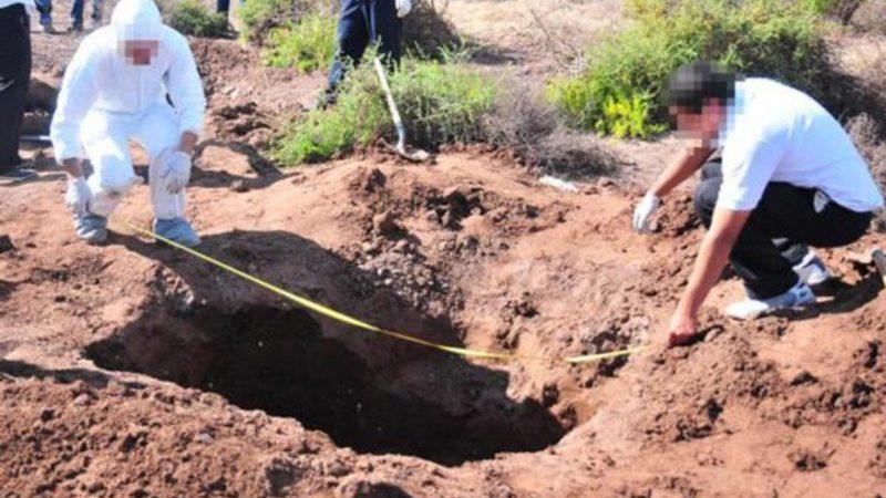 Ubican 222 fosas clandestinas con 337 cuerpos en seis estados