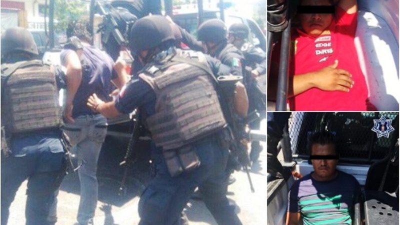 Detiene SSPO a presuntos integrantes de la CTM por enfrentamiento en Oaxaca