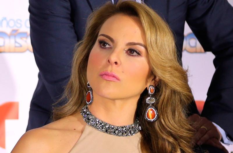 """Kate del Castillo anuncia que retomará proyecto de película sobre """"El Chapo"""""""