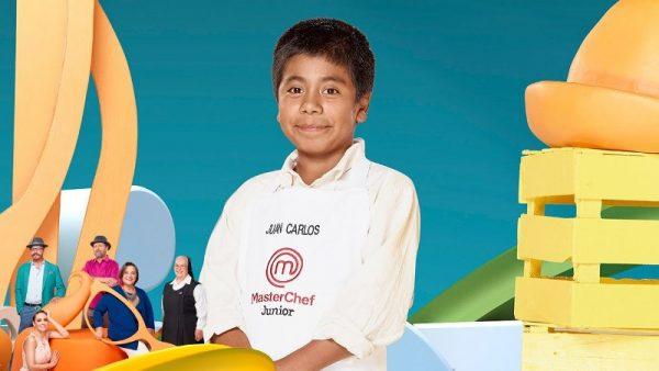 Niño mixteco participa en Master Chef Junior México