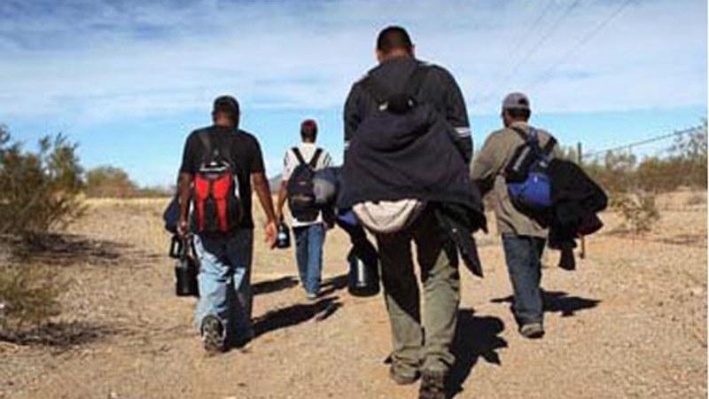 Rescatan a 13 migrantes indocumentados en Oaxaca