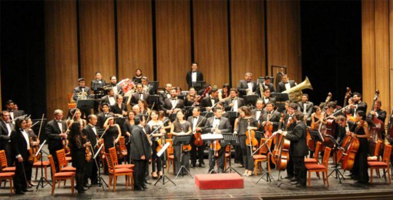 Inicia temporada de conciertos 2017 de la Sinfónica de Oaxaca