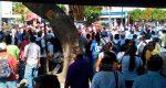 Riñe la CTM con la CNTE previo a evento del gobierno de Oaxaca