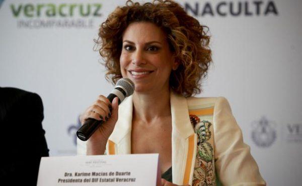 ¿Y qué pasó con Karime, la esposa de Javier Duarte?