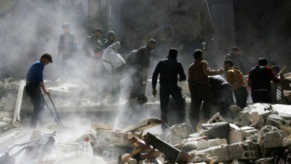 Líderes internacionales reaccionan ante ataque a Siria