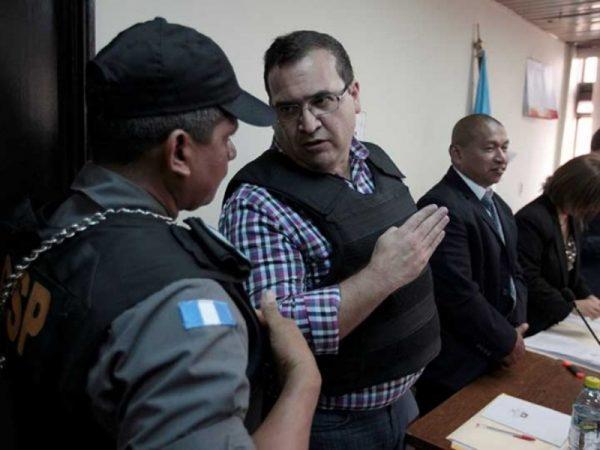 Inicia término de 60 días para que México solicite extradición de Duarte