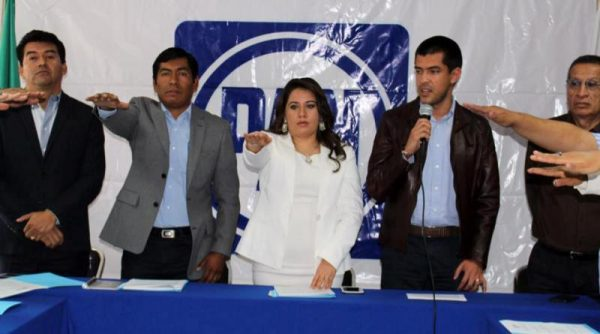 TEEO revierte triunfo de Naty Díaz en el PAN Oaxaca