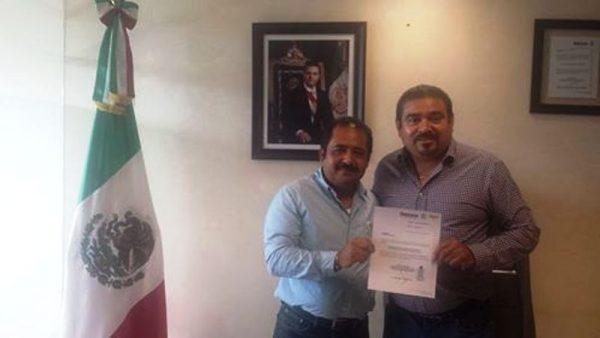 Nombran a Eduardo Loyo representante de la SEGEGO en Tuxtepec