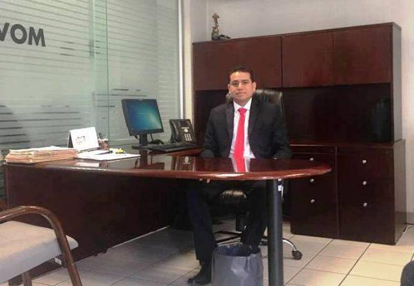 Nombran a Fredy López Plascencia, como Delegado de Fovisste Oaxaca