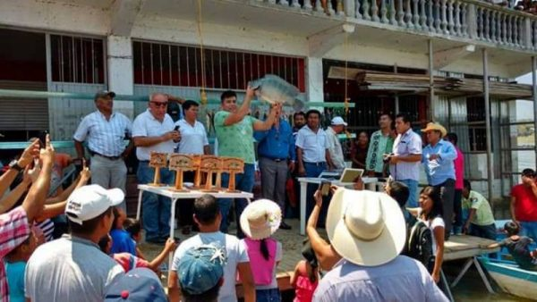 Comerciantes invitan a La Feria de La Mojarra 2017