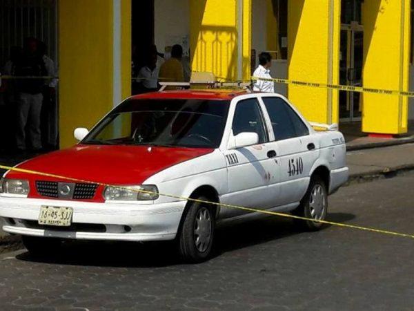 Fallece taxista baleado en Tuxtepec