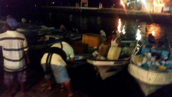 Regresan embarcaciones que buscan a pescadores desaparecidos hace 10 días
