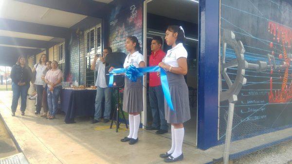Inaugura CBTis 107 Centro Emprendedor
