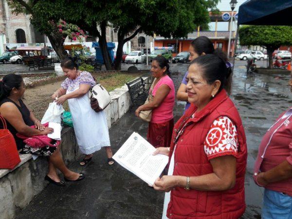 Gobiernos se han olvidado de la mujer campesina: Soledad Ruiz