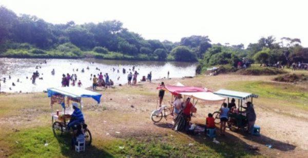 Desaparecen jóvenes al ser arrastrados por río en Oaxaca