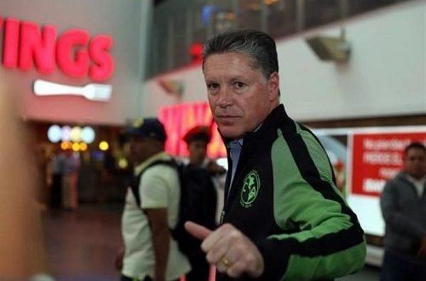 """Ricardo Peláez, fuera del América; """"Me hubiera encantado levantar el trofeo"""""""