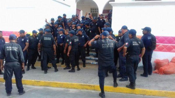 Trasfondo político en paro de policías de Matías Romero: Presidente