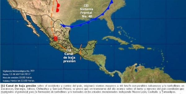 Continuarán altas temperaturas en Oaxaca