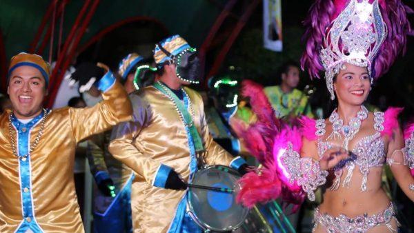 """""""La Fiesta del Pueblo"""" comienza este martes, el """"Carnaval Tuxtepec 2017"""""""