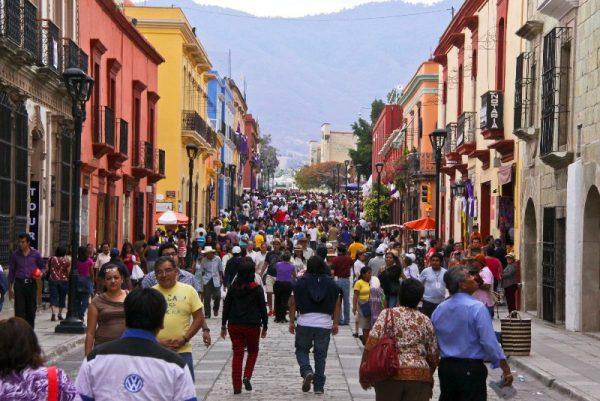 Se espera arriben 500 mil personas en Semana Santa a Oaxaca