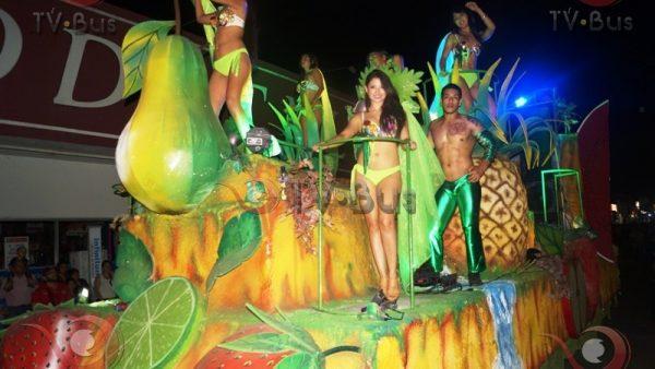 Cambian ruta de paseos del carnaval de Tuxtepec