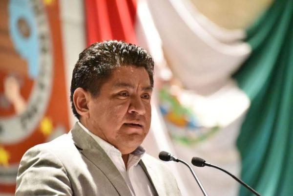 Aliados de la corrupción quienes pretenden conservar fuero: Irineo Molina