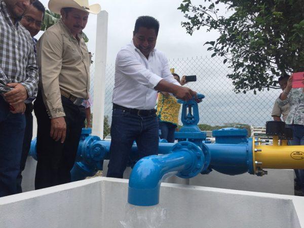 Agua de calidad para San Bartolo: Fernando Bautista Dávila