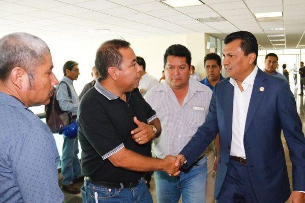 Visitará el Diputado Local Samuel Gurrión Matías la Cuenca del Papaloapan
