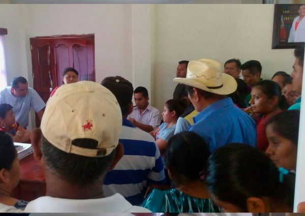 Antorcha Campesina da plazo de un mes al Gobierno de Chiltepec para cumplir sus demandas