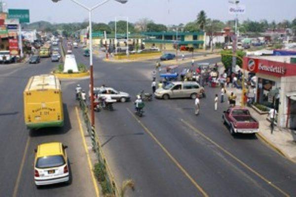 En proyecto reordenamiento vial para Tuxtepec: SEVITRA