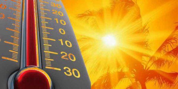 Continuarán temperaturas superiores a 40 grados en Oaxaca, Chiapas, Veracruz, Tabasco y 12 entidades más
