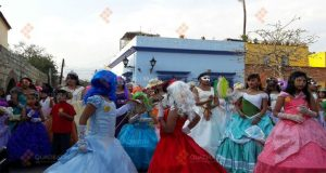 Anuncian carnaval para la ciudad de Oaxaca en 2018