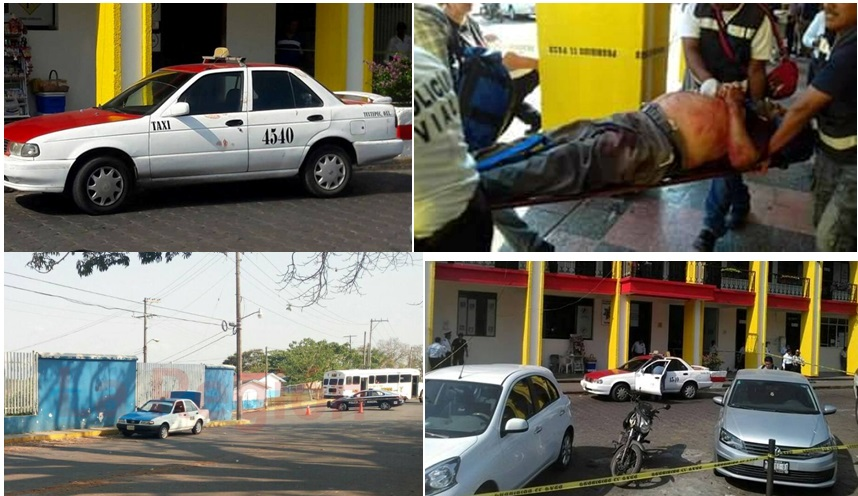 Y en Oaxaca, ataques armados dejan cinco muertos y cuatro heridos