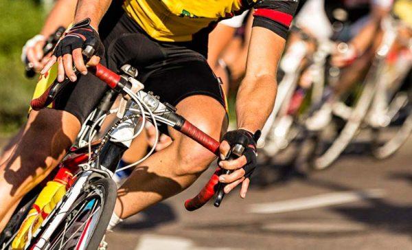 Ultiman detalles para carrera de ciclistas franceses